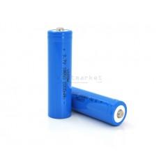 Аккумуляторная батарея Vipow ICR18650 TipTop 2000mAh 3.7V