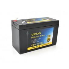 Аккумуляторная батарея Vipow VP-12140LI 12V 14Ah BMS