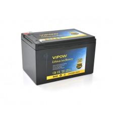 Аккумуляторная батарея Vipow VP-12200LI 12V 20Ah BMS