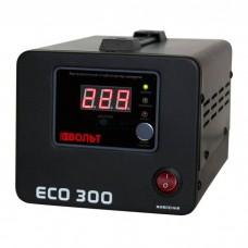 Стабилизатор напряжения Вольт ECO-300 black