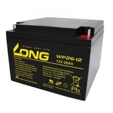 Аккумуляторная батарея Kung Long WP 26-12 B
