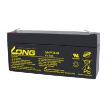 Аккумуляторная батарея Kung Long WP 3-6