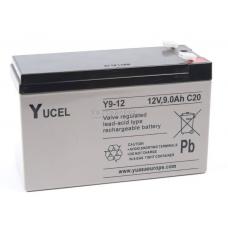 Аккумуляторная батарея YUASA Y9-12