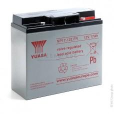 Аккумуляторная батарея YUASA NP17-12IFR