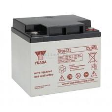 Аккумуляторная батарея YUASA NP38-12